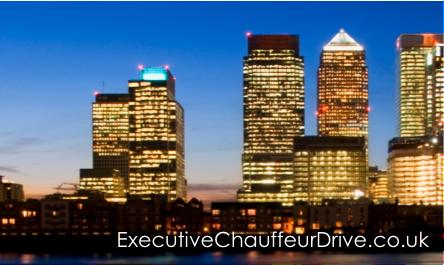 Business Chauffeur Drive London