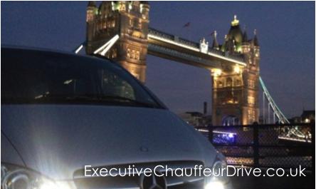 Sightseeing Chauffeur Drive London