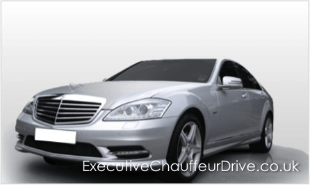 Mercedes S Class Chauffeur Drive London