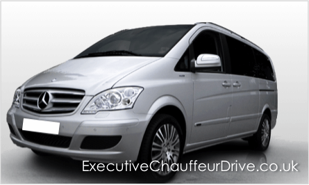 Mercedes Viano Chauffeur Drive London